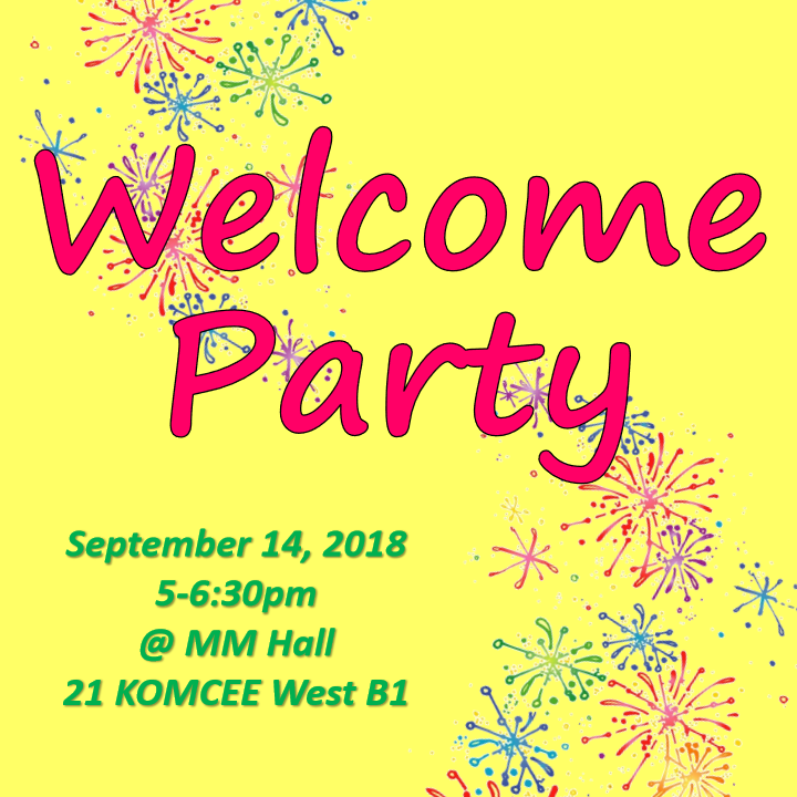welcome party thumbnail